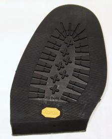 靴修理:VIBRAM435 ハーフソール