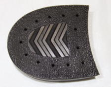 靴修理:VIBRAM700 リフト