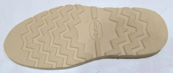 靴修理:靴底ビブラム4014