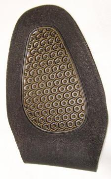 靴修理:寒冷地用ハーフソール