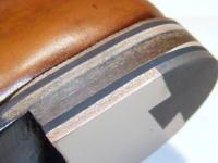 紳士靴修理:かかと9