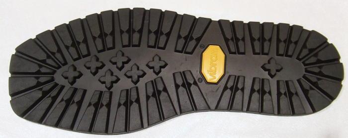 靴修理:靴底ビブラム1220