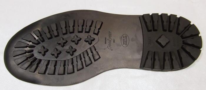 靴修理:靴底グッドイヤーソール
