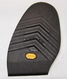靴修理:VIBRAM705 ハーフソール