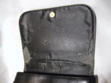 バッグ修理:かぶせの合皮劣化