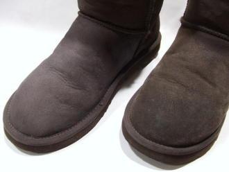 靴クリーニング:UGGブーツ 汚れ