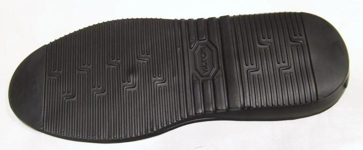 靴修理:靴底ビブラム8383