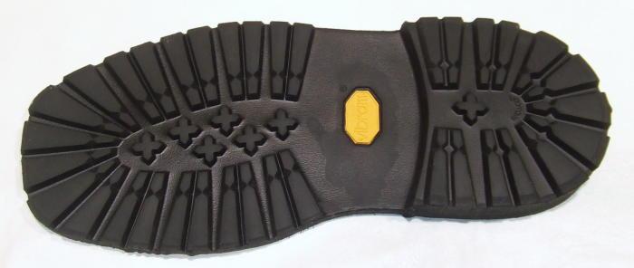 靴修理:靴底ビブラム528K
